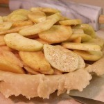 Brandy Apple Pie with an Oil Pie Crust