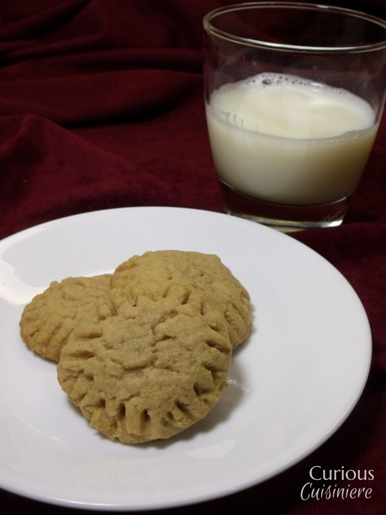 Filled Peanut Butter Cookies