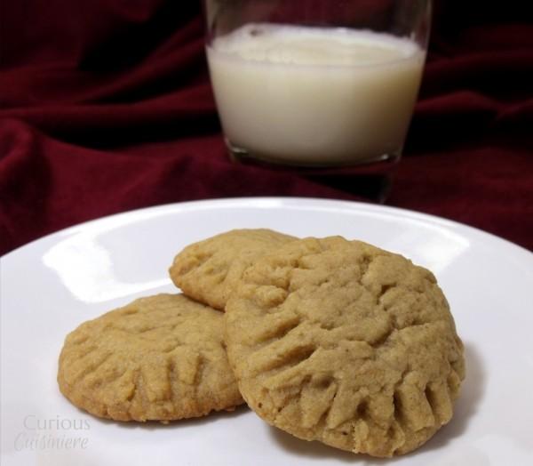 """Peanut Butter """"Ravioli"""" Cookies #fbcookieswap"""