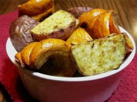 Roasted Curry Mini Pumpkin