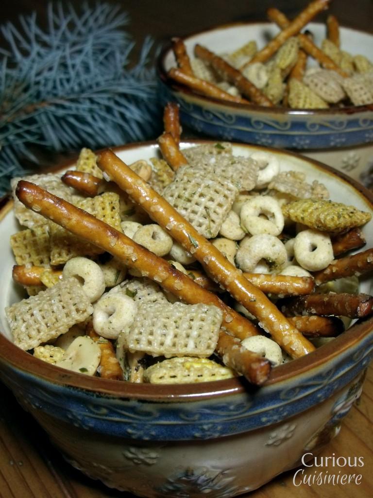 Savory Snack Mix