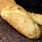 Love crusty French bread? Try a classic French baguette!