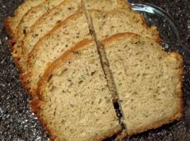 Zucchini Lime Bread