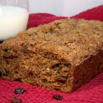 Healthy Rum Raisin Bread