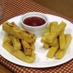 Chickpea Fries (Panisse)