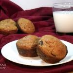 Tart Cherry Bran Muffins