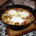 Sweet Potato Breakfast Skillet