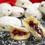 Baked Paczki (Polish Donuts)