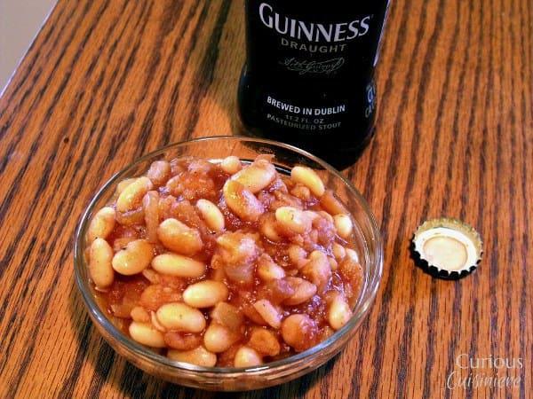 Guinness Baked Beans via Curious Cuisiniere