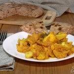 Cauliflower and Squash Curry
