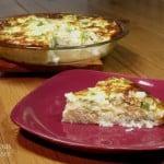 Tuna Rice Quiche