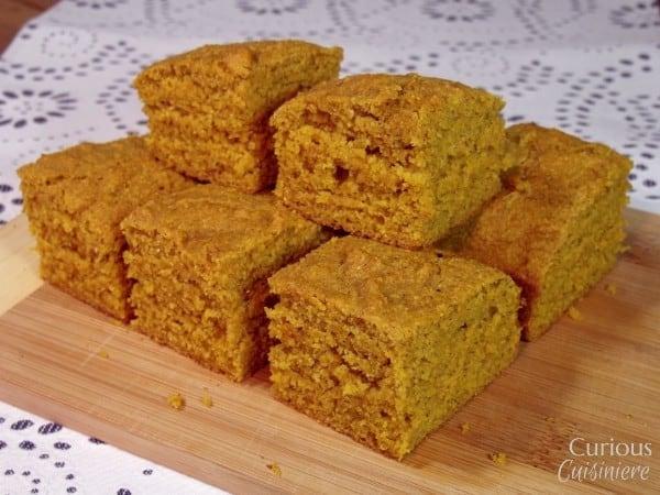 Pumpkin Cornbread  #SurpriseRecipeSwap