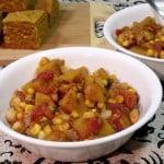 Chili Spiced Squash Stew