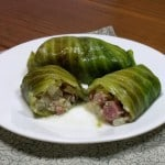 Corned Beef Cabbage Rolls #SundaySupper