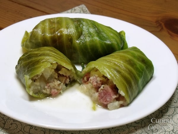 Corned Beef Cabbage Rolls | Curious Cuisiniere
