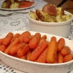 Lemon Glazed Carrots