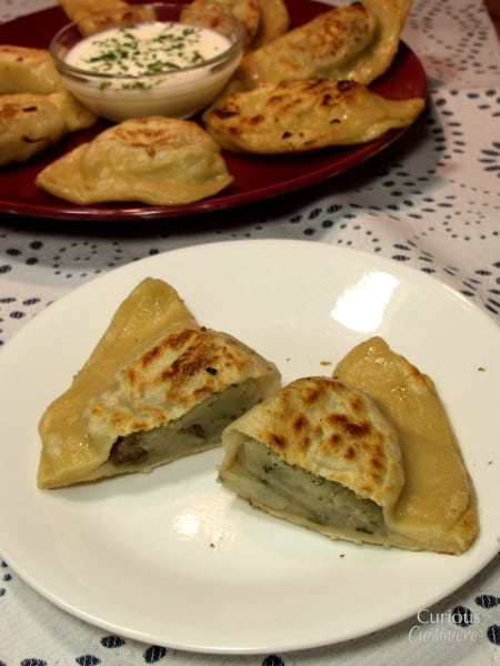 Basic Pierogi | Curious Cuisiniere