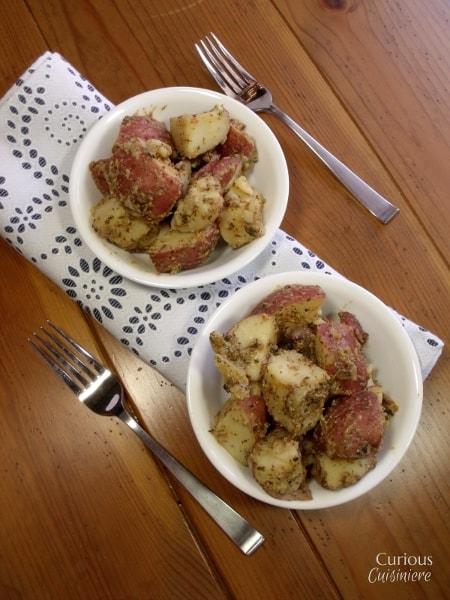 French Potato Salad   Curious Cuisiniere