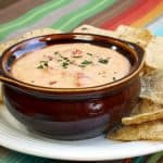 Smoky Chili Con Queso Sauce