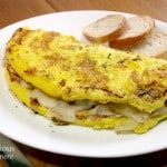 French Onion Omelette