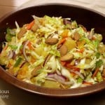 Hawaiian Coleslaw
