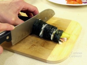 Making Sushi with Curious Cuisiniere