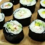 Sushi Making 101: Maki Rolls