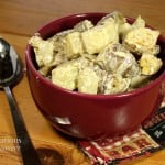 Thyme and Rosemary Potato Salad