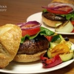 Balsamic Portobello Burger