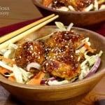 Sesame Chicken Salad #RecipeRedux