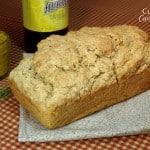 Mustard Dill Beer Bread #SundaySupper