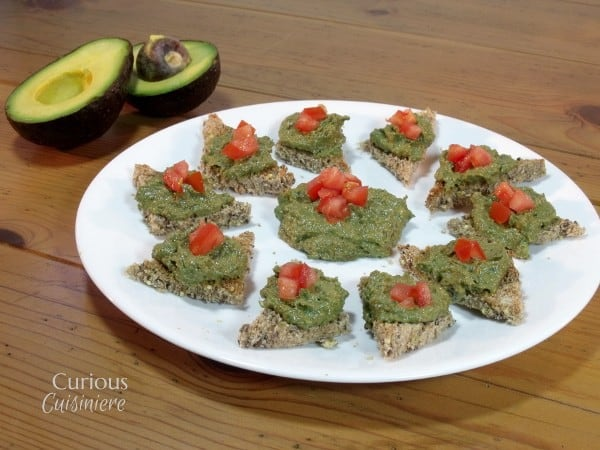 Avocado Sunflower Pesto