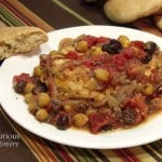 Sweet Chicken Tajine {Guest Post at Maroc Mama)