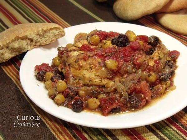 Sweet Chicken Tajine {Guest Post at Maroc Mama)