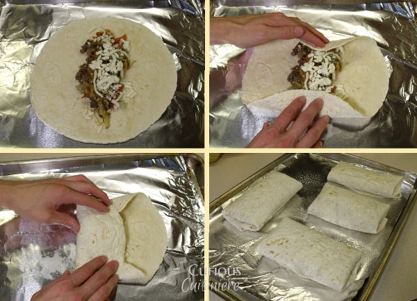 Build a Burrito from Curious Cuisiniere