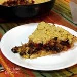 Chipotle Vegetarian Tamale Pie