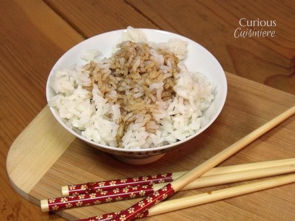 Homemade Teriyaki Sauce from Curious Cuisiniere