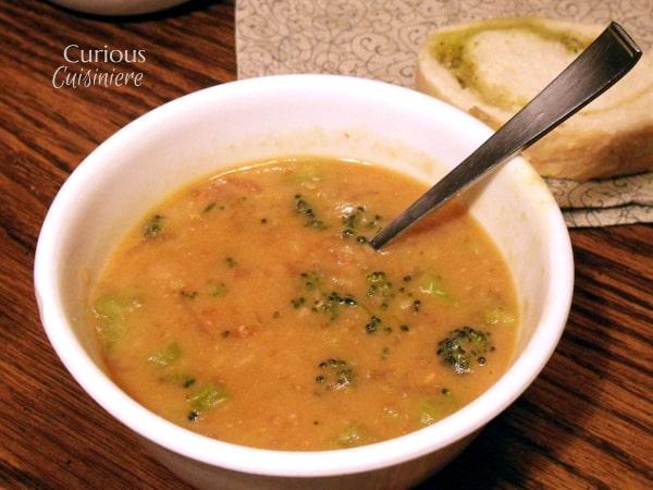 Broccoli Cheddar Ale Soup Recipes — Dishmaps