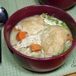 Chicken and Dumplings {Crock Pot}