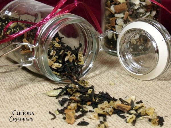 Chai Tea Blend from Curious Cuisiniere