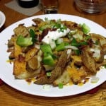 Loaded Baked Potato Nachos