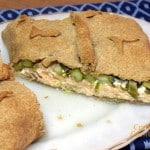 Lemon Asparagus Salmon en Croute