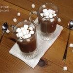 Dark and Rich Homemade Hot Chocolate