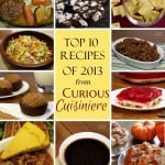 Top 10 Recipes of 2013