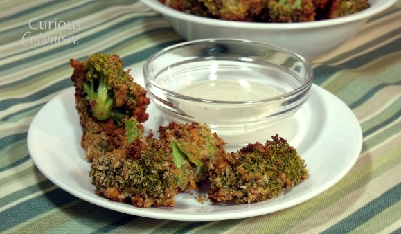 Broccoli Bites from Curious Cuisiniere