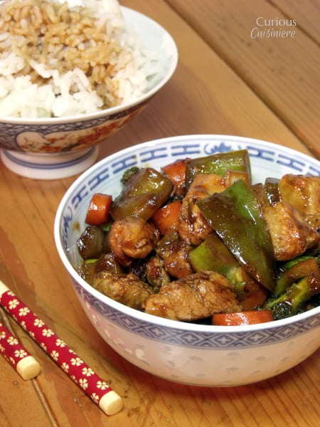 Teriyaki Chicken from Curious Cuisiniere