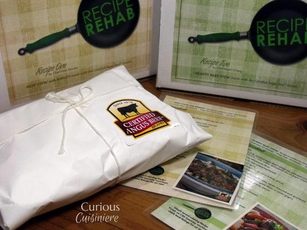 Certified Angus Beef + Recipe Rehab Kit