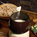 Swiss Fondue for Two #SundaySupper