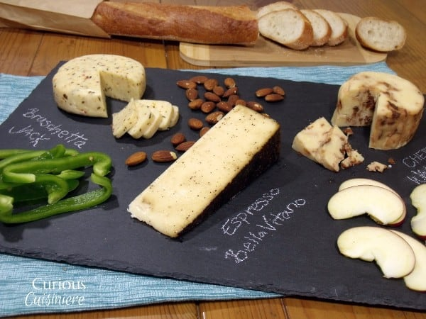 Building a Romantic Cheese Platter