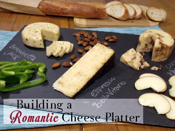 Building a Romantic Cheese Plate with Curious Cuisiniere